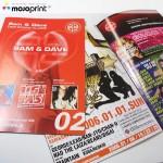 A6 size magazine (110kg)