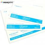 White envelopes (1c)