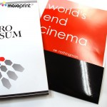 A4 Presentation Folders (Matt PP)