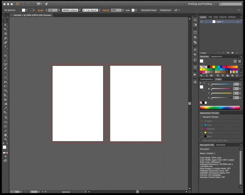 artboards-blank