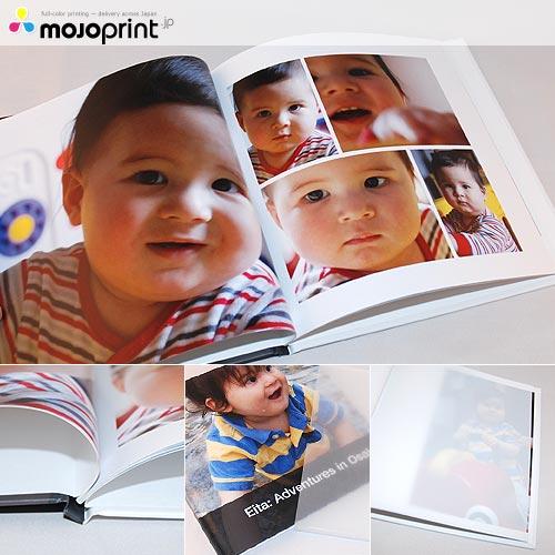 Hard cover photo books