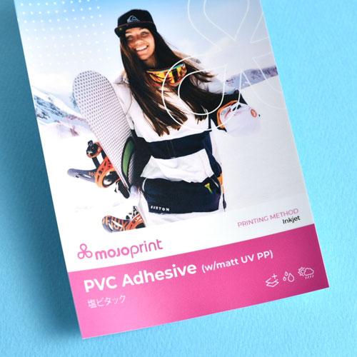 PVC adhesive film