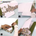 A4 Self-Assembly Folders (PP)