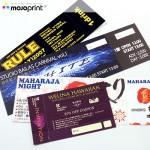 Glossy Tickets